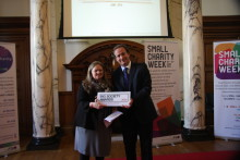 Small Charity Week praised by Prime Minister with Big Society Award