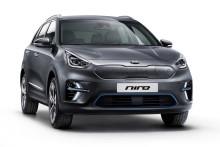 Kia bekrefter rekkevidde på hele 485 kilometer for nye Niro Electric