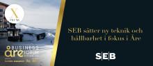 SEB sätter ny teknik och hållbarhet i fokus i Åre
