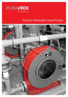 Flowrox Peristaltic Hose Pumps ENG
