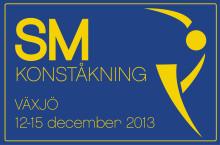 Pressinbjudan SM i Konståkning, Växjö 12–15 december 2013