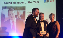 Mitie wins big at the PFM awards