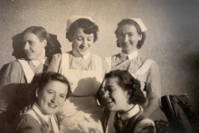 Sjuksköterskeutbildningen 125 år - firas på Högskolans dag
