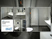Referensrum Brennemoen Hotell – 1 av 99 rum
