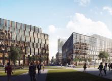 Skanska investerar EUR 48M, cirka 460 miljoner kronor, i fas I av ett kommersiellt fastighetsprojekt i Poznan, Polen