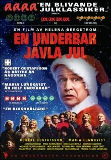 Publikrusning till EN UNDERBAR JÄVLA JUL!