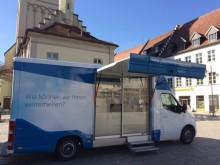 Beratungsmobil der Unabhängigen Patientenberatung kommt am 12. Juni nach Deggendorf.