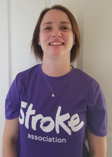 Nottinghamshire stroke survivor to go the extra mile for  the Stroke Association