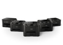 Øk produktiviteten i bedriften med Canons nyeste MAXIFY-serie