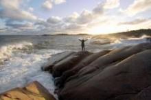 Ålands socialminister säger det självklara - totalkontroversiell i Sverige
