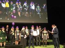 Guldjubel när Västerås blev Årets Purple Flag-stad