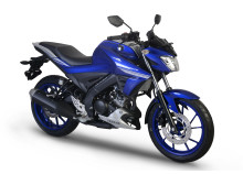 "Yamaha Motor Launches V-IXION R ""Naked Sports"" Motorcycle in Indonesia - Platform Model Featuring the New YZF-R15's Engine -"