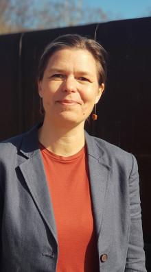 Lisa Månsson ny chef för museiverksamheten vid Naturhistoriska riksmuseet