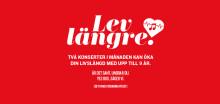 """Missa inte """"Lev längre!"""" på Nationaldagsgaloppen den 6 juni!"""