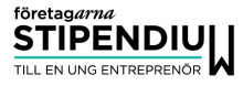 Nytt stipendium till ung entreprenör