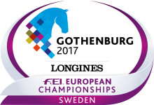 Longines FEI European Champion-ships Gothenburg 2017