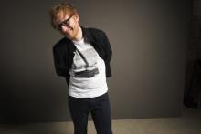 Ed Sheeran slår streaming-rekord
