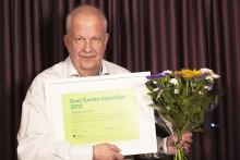 LRF Konsults skattechef Urban Rydin utsedd till Sven Tumba-stipendiat