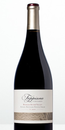 2010 Foppiano Russian River Estate Petite Sirah - NYHET PÅ SYSTEMBOLAGET