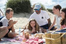 Gästnätter i Halland ökar mer än förväntat