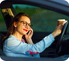 Nytt förslag: Förbjud mobilsamtal i bilen.