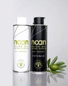 Noan – ekologisk olivolja för barnens bästa!