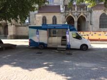 Beratungsmobil der Unabhängigen Patientenberatung kommt am 10. Oktober nach Nördlingen.
