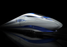Hitachi Rail Showcases High Speed Rail Vision