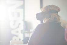 VR-filmer kan vinna pris på STOCKmotion filmfestival
