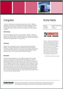 Kundcase Cargotec