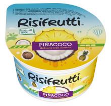 Nya Risifrutti Piñacoco - En härlig smakkombination av ananas och kokos