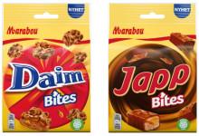 Nya Daim och Japp Bites, det perfekta filmgodiset för hela familjen