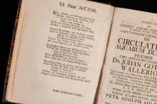 Flera hundra år gamla avhandlingar från Uppsala universitet kan nu läsas digitalt