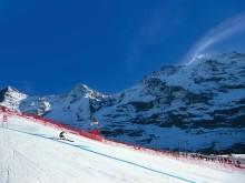 """Die verrückteste Rennstrecke der Schweiz– """"Lauberhorny"""" in Wengen"""