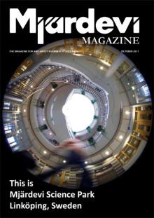 Mjärdevi Magazine 3-2011 ute nu