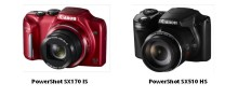 Det beste innen superzoom – Canon lanserer nye PowerShot SX510 HS og  PowerShot SX170 IS
