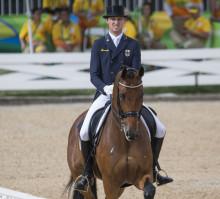 Drömekipage klart för Saab Top10 under Sweden International Horse Show