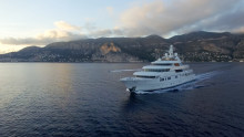 OneOcean highlights advantages of superyacht Pay As You Sail service - enabling captains to be ready for any destination at the touch of a button