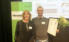 Riksbyggens Stefan Johansson utsedd till Årets Förvaltare