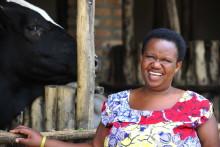 Kvinnor och flickor kan utrota hungern i världen
