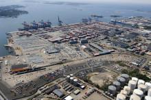 Dalkia fördjupar sitt samarbete med Göteborgs hamn AB