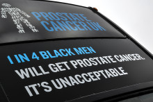 Black men are at double the risk of prostate cancer compared to white men