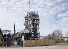 Lyckad pilotanläggning för biodrivmedel läggs ner
