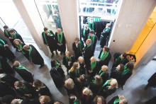 Examenstider på Jönköping University