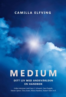 """Release-fest för boken """"Medium – ditt liv med andevärlden""""!"""