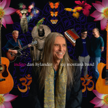 """Dan Hylander och Raj Montana Band gör comeback med albumet """"indigo"""" 28 september"""