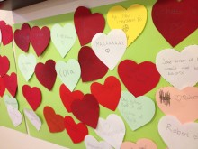 """""""Det handlar om kärlek"""" igen på Jättestensskolan"""