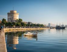 Ny linje med Ryanair till Thessaloniki från Landvetter