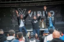 Topp stemning på VIBRO-festival i helgen