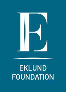 Eklund Foundation lanserar webbplats